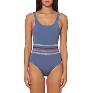 NWT Dolce Vita Pigeon 1 Pc Low Back Swimsuit L